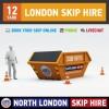 12 Yard Skip Hire, London Skip Hire