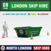 8 Yard Skip Hire, London Skip Hire