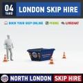 4 Yard Skip Hire - £175.00