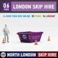 6 Yard Skip Hire - £205.00
