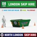 8 Yard Skip Hire - £225.00