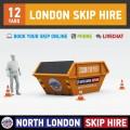 12 Yard Skip Hire - £350.00